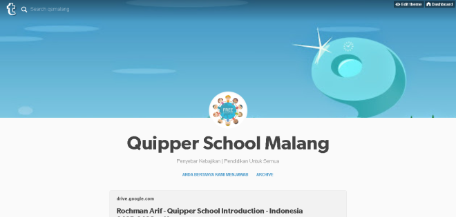 quipper school malang